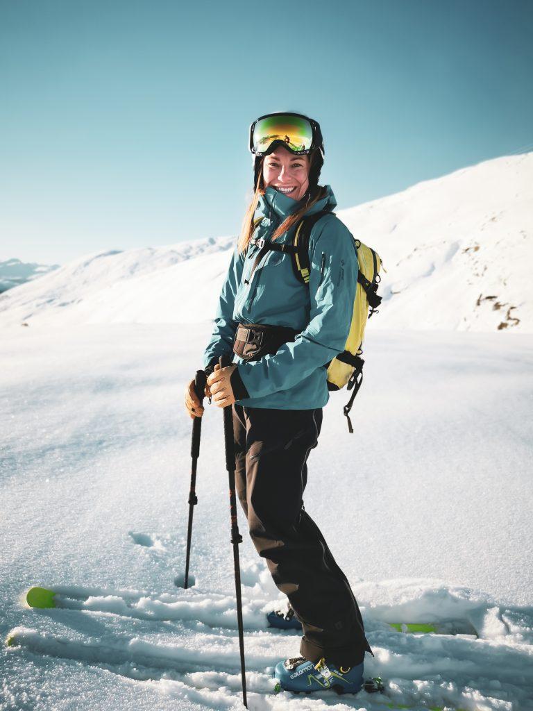 AaSKs nyvalgte leder, Anne MAy Slinning